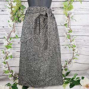 Anthropologie Current Air Tweed Skirt